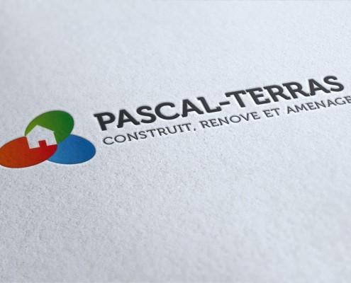 Création Logo Pascal-Terras