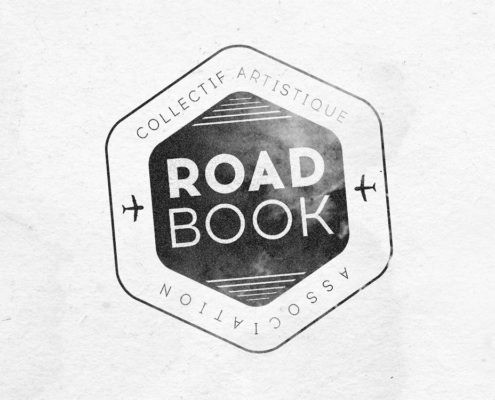 Logo du Collectif Artistique RoadBook